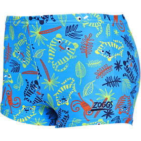 Zoggs Tiger Party Hip Racer Boys blue